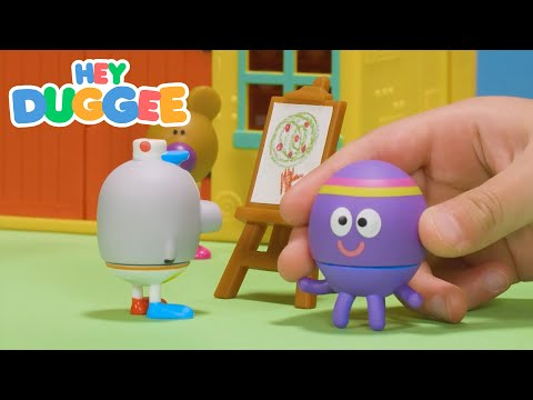 The Decorating Badge toy story - Hey Duggee
