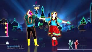Just Dance 2014 Episode: {Moscow}