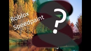 [ROBLOX Speedpaint] RubyRobins