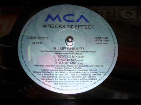 RTQ Wreckx 'N' Effect - Rump Shaker (Ragga Mix) RTQ