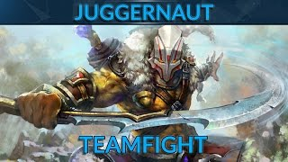 Teamfighting As Juggernaut | Dota 2 Hero Guide | GameLeap