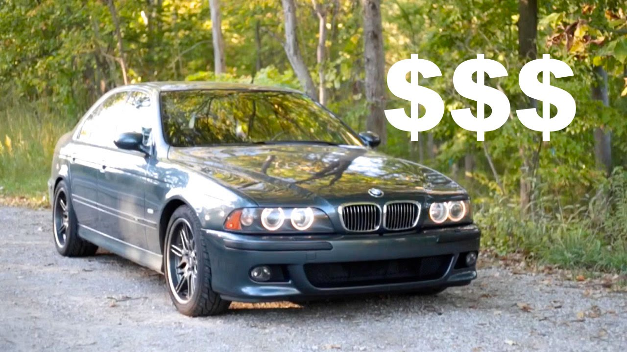 e39 bmw m5 maintenance costs 4 year ownership review. Black Bedroom Furniture Sets. Home Design Ideas