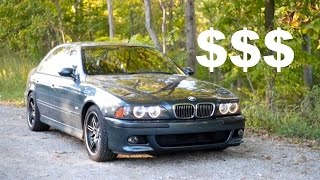 E39 BMW M5 Maintenance Costs? 4 Year Ownership Review thumbnail