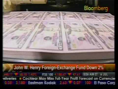 FX Concepts Currency Fund Down 5.4% - Bloomberg
