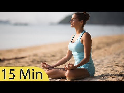 Meditation, Relaxation Music, Chakra, Relaxing Music for Stress Relief, Relax, 15 Minute, �B