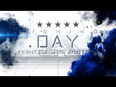 Kentucky Wildcats TV: 2015 Signing Day Promo
