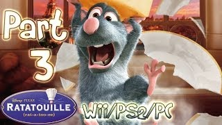 Ratatouille Walkthrough Part 3 • [The Movie] Game (PS2, Wii, XBOX, Gamecube)