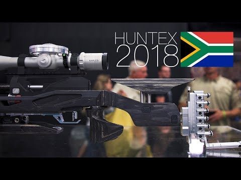 South African Innovation at HuntEx 2018