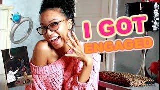 I GOT ENGAGED!!! | STORY TIME ❤