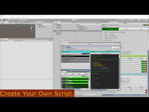 Script Factory - Create Your Own Script.