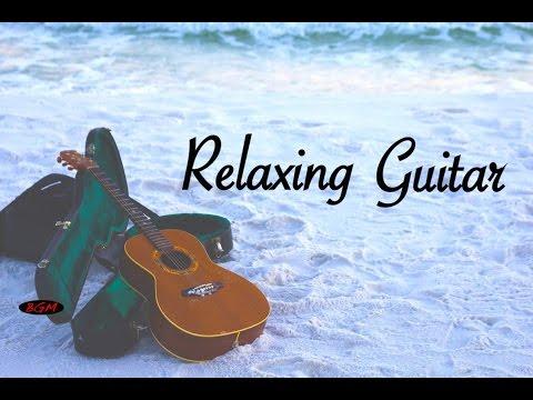 【3HOURS】Relaxing Guitar Music - Background Music - Guitar Instrumental Music