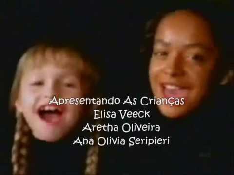 ABERTURA COM UM CANTINHO DE LUZ- CHIQUITITAS 1999