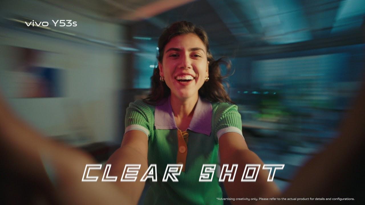 Clear Shot – Swift Play #vivoY53s 64MP* Rear Camera
