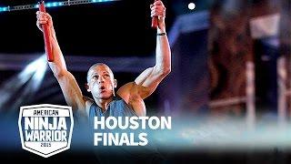 Brent Steffensen at 2015 Houston Finals | American Ninja Warrior