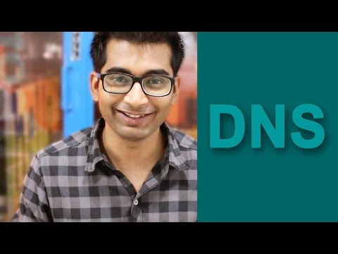 how to change dns windows 8