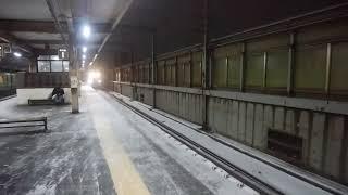 【JR北】731系 快速エアポート 千歳駅到着