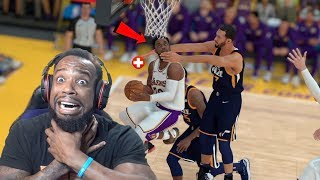 Rudy Gobert Tried To INJURE Me!!! Lakers vs Jazz NBA 2K19 MyCareer Ep 69