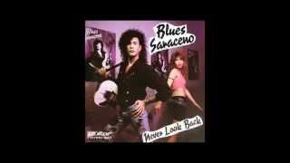 BLUES SARACENO - Never Look Back (1989) - Full Album