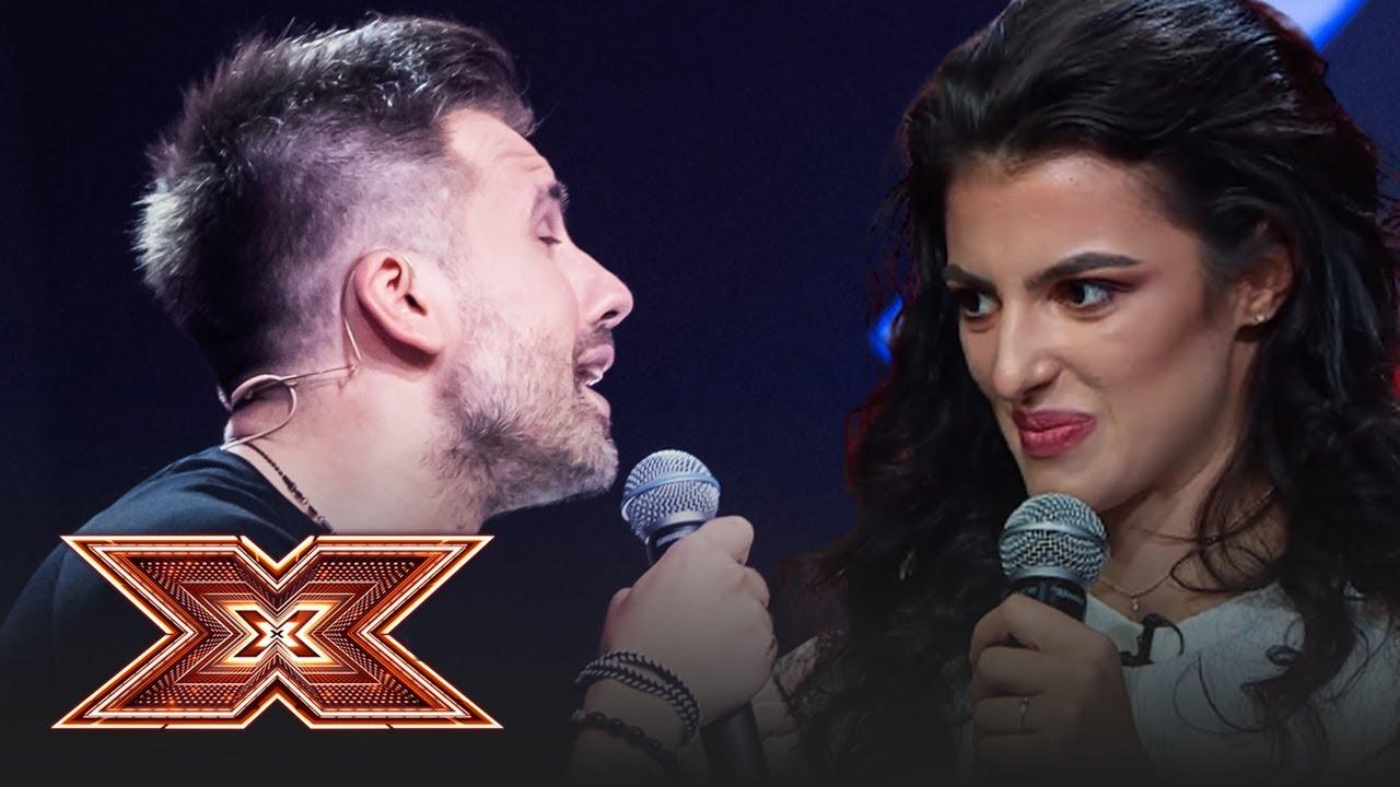 Vezi cum cântă Maria Izabela Marin la X Factor   James Brown - It's a man's world