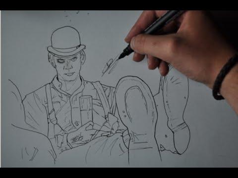 A Clockwork Orange (film)-SPEED DRAW
