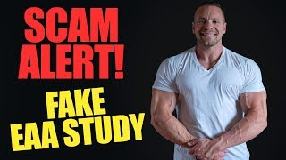 The REAAL Scam - How the Wolfe EAA Study is Fake News | Tiger Fitness