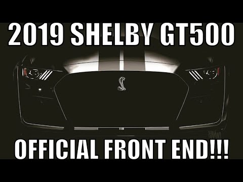 Shelby GT To debut at NEW YORK AUTO SHOW!?!?!