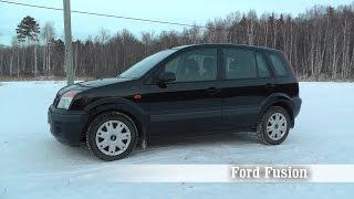 видео Ford Fusion характеристики