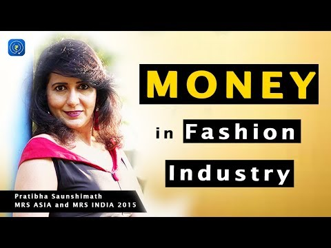 Money in Fashion Industry - Indian Money Talk With Pratibha Saunshimath