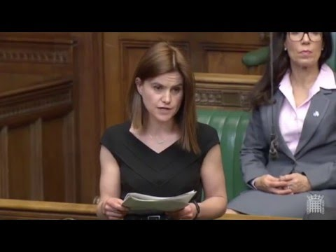 Jo Cox MP on Aleppo – 3 May 2016