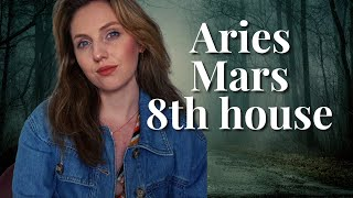 ARIES   Your Intimate Relationships, Trauma & Transformation (8th house)   Hannah's Elsewhere