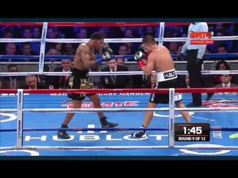 видео: Головкин(ggg)-Джейкобс. boxing hd. 9-10 раунд