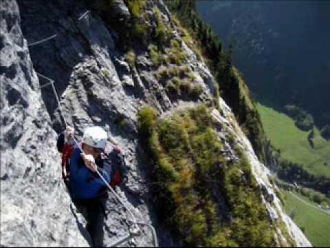 Fürenwand Klettersteig Unfall : Klettersteig via ferrata fürenwand engelberg ch youtube