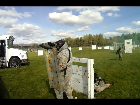 Paintball in Barrie @ Delta Force Paintball