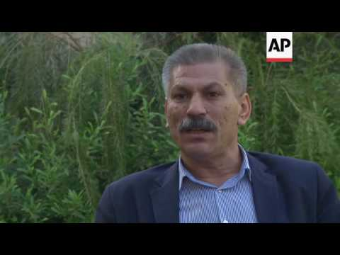 Kurdish politician on Turkish airstrikes