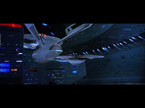 Star Trek III Search for Spock - Stealing the Enterprise 1080p