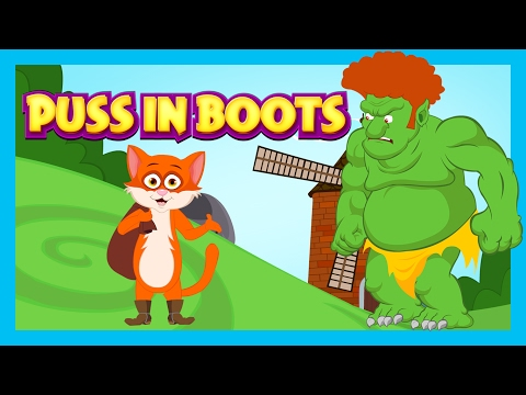 PUSS IN BOOTS  Bedtime Story For Kids  English Bedtime Stories By Kids Hut  Kids Storytelling