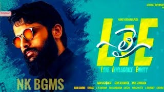 LIE telugu movie BGM | Nithin | Megha Akash | Mani Sharma