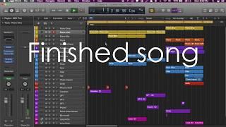 Tropical House, EDM track just like Kygo Overview! (Logic Pro X, Serum)