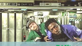 Dj Ifty  - Badman Riddim (Jump) Vs Mr. SaxoBeat Remix 2011