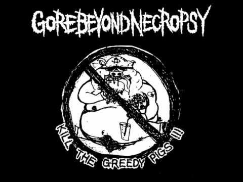 Gore Beyond Necropsy - Reek of Putridfashionpig