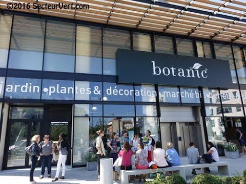Botanic® : Découvrez le nouveau magasin urbain de Rueil-Malmaison (92) inauguré le jeudi 9 juin 2016
