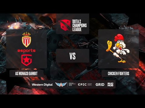 Gambit vs CF - Dota 2 Champions League - Game 1