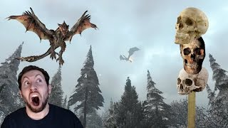 Savage Lands Gameplay Part 1: Dragons, Skeletons, and... Pigs? OH MY!!
