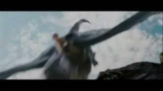 Eragon and Saphira -Test Drive