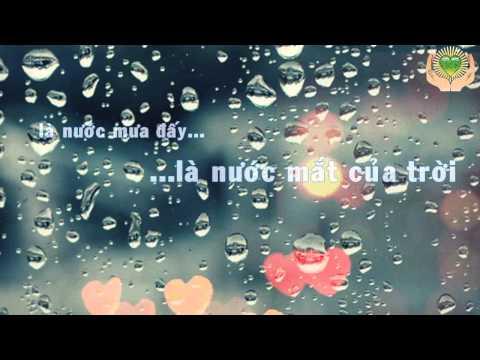 bản nhạc không lời về mưa bất hủ