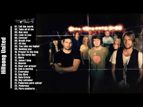 Hillsong United todas sus canciones - Hillsong United great hits