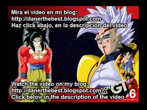 Goku vs Baby - AMV - Final Battle - The Rasmus - First day of My Life