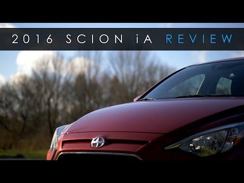 Review | 2016 Scion iA | Compact Revival