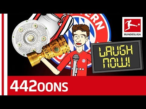 The Story of Thomas Müller - Powered by 442oons