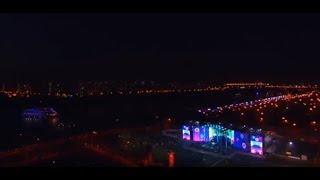 """Фестиваль фейерверков """"Ростех"""" в Москве"""